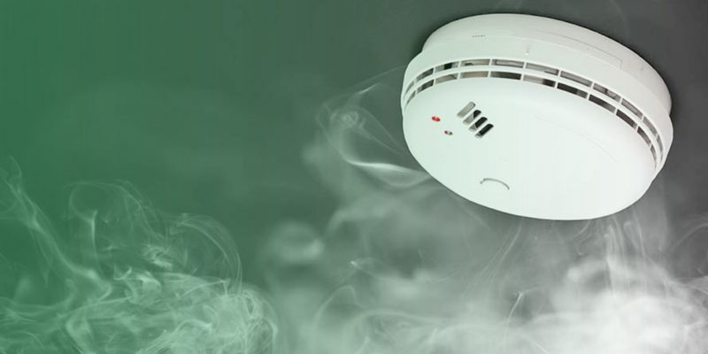 Apsaugos ir gaisro signalizacijos sistemos